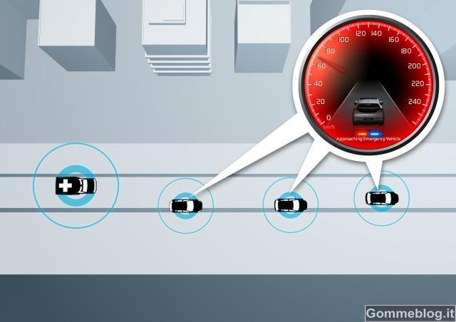 Volvo migliora la sicurezza con le Auto Comunicanti 2