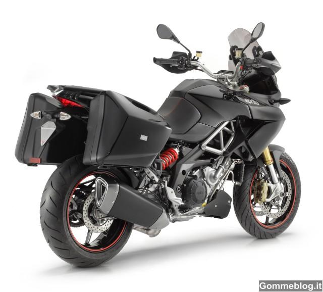 Aprilia Caponord 1200: moto perfetta per ogni occasione 2