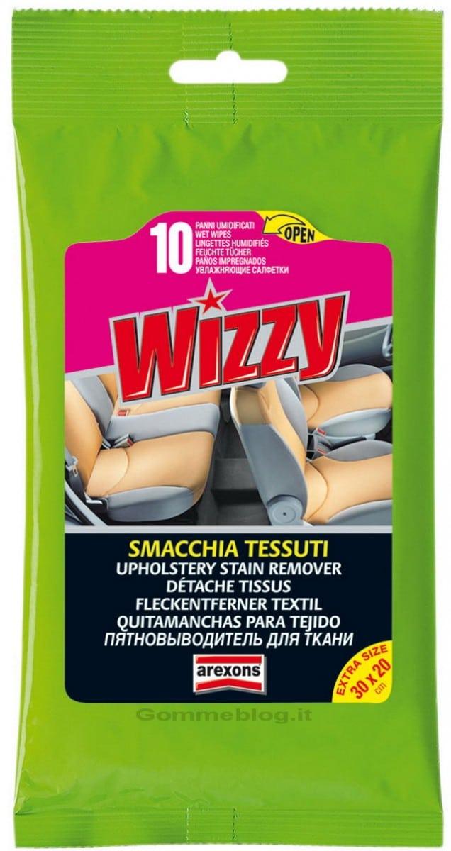 Arexons Wizzy Smacchia Tessuti: per la rimozione di macchie vecchie e nuove 1