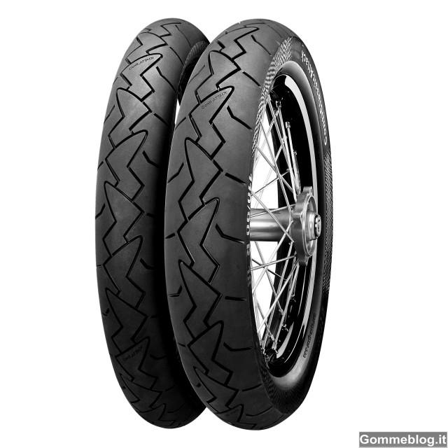 ContiClassicAttack: nuovi pneumatici radiali per moto d'epoca