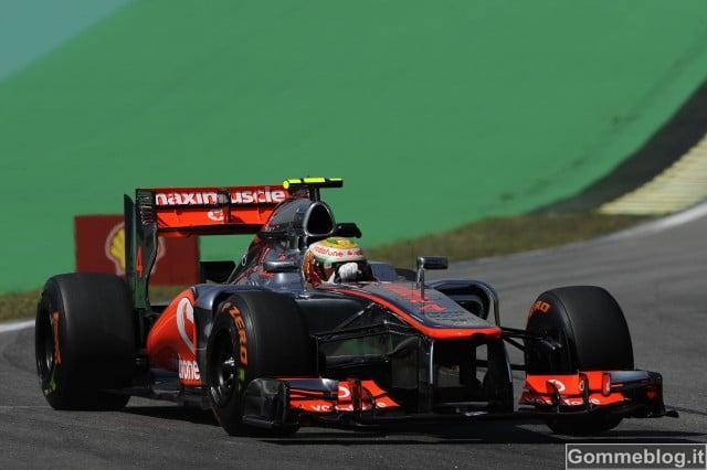 Formula 1 2013: I Team hanno avuto il 1° assaggio delle gomme Pirelli 2013