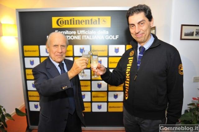 Continental è fornitore ufficiale della Federazione Italiana Golf fino al 2015