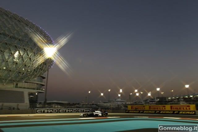 Formula 1: Il Gran Premio di Abu Dhabi dal punto di vista delle gomme