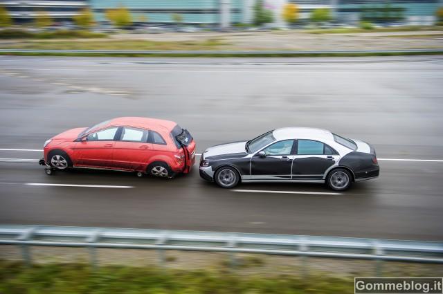 Mercedes: ecco i Nuovi Sistemi di Assistenza alla Guida