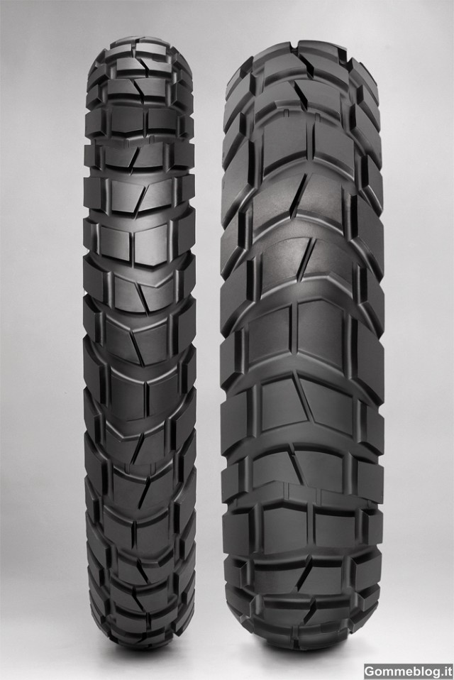 Metzeler Karoo 3: nuovi pneumatici moto Enduro ON/OFF 2