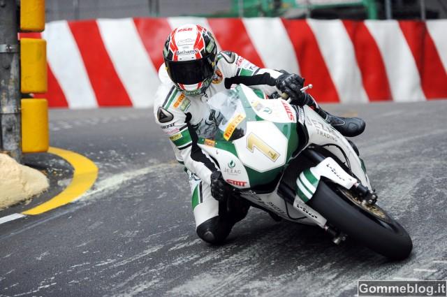 Grand Prix Macau: 5 vittorie consecutive per Pirelli e Rutter