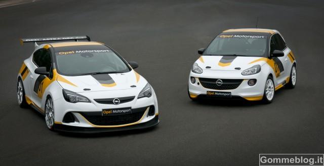 Opel torna a correre: tra Rally e Circuiti