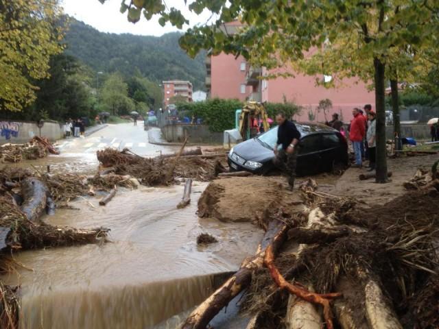 Maltempo, Anas: disagi su alcune strade della Liguria, della Toscana e del Piemonte.