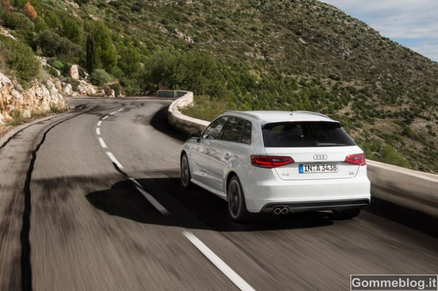 "Audi: La tecnologia ""cylinder on demand"" disponibile per Audi A1 e A3"