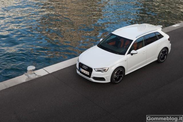 Audi A3, A3 Sportback e Q3: in arrivo nuove motorizzazioni e allestimenti