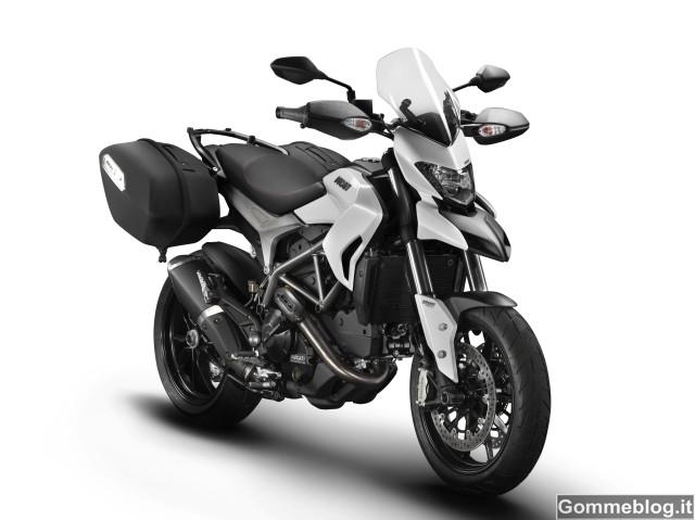 La nuova Ducati Hypermotard protagonista ad EICMA 2