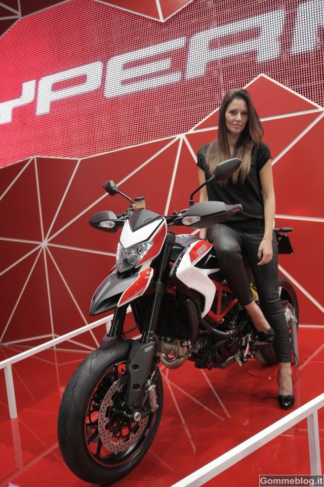 La nuova Ducati Hypermotard protagonista ad EICMA