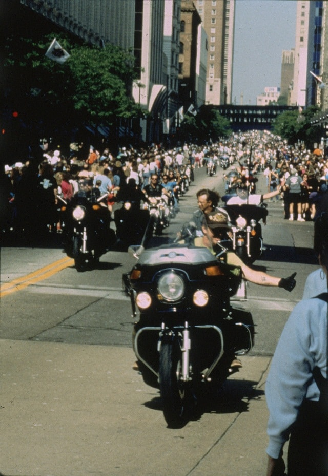 110 anni di Harley-Davidson: il compleanno, a Roma il 13 Giugno