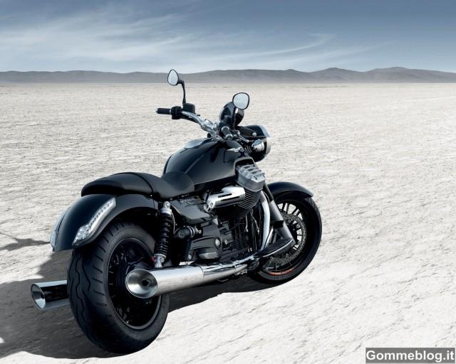 Nuova Moto Guzzi California 1400: Touring e Custom