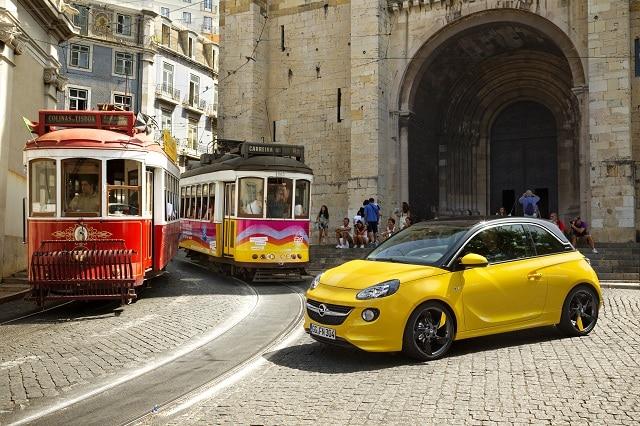 Opel ADAM: la chic urbancar più personalizzabile