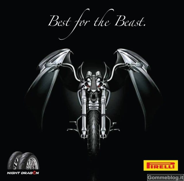 Pirelli Night Dragon: Novità a EICMA 2012 3