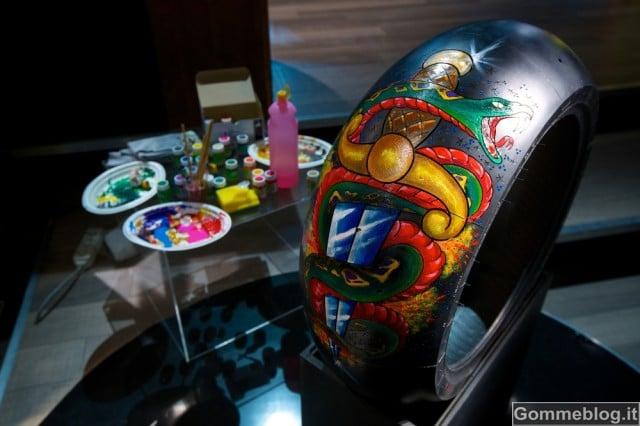 EICMA: i pneumatici Tatuati di Pirelli