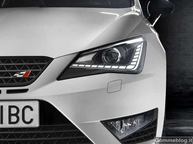 Nuova Seat Ibiza CUPRA 7