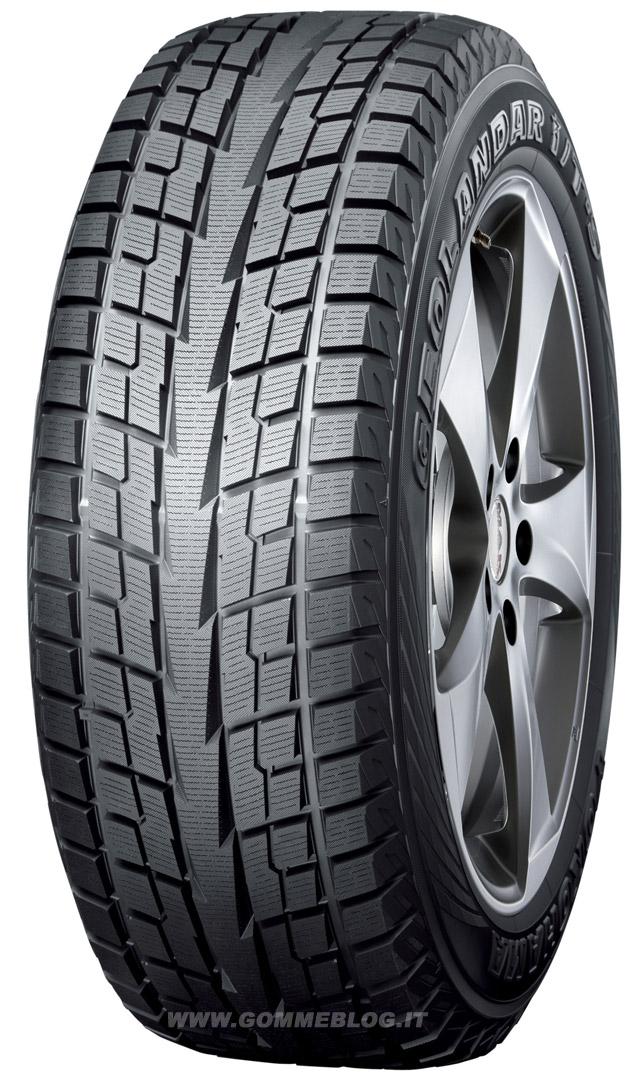Yokohama Geolandar G073: nuovi pneumatici invernali SUV