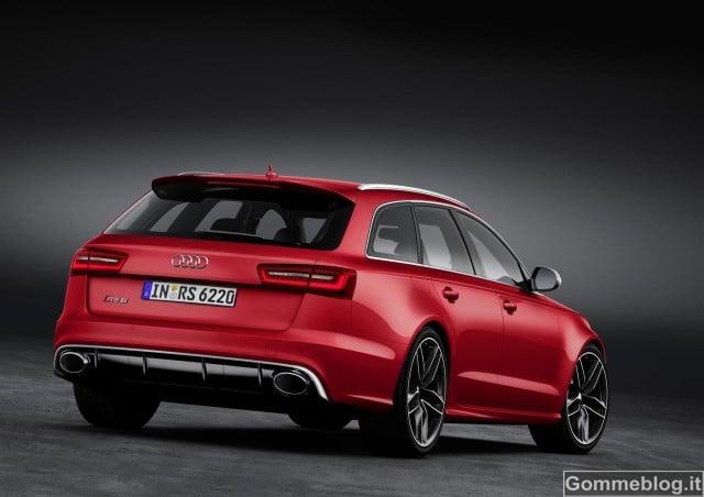 Audi RS 6 Avant: in Italia a 111.000 Euro