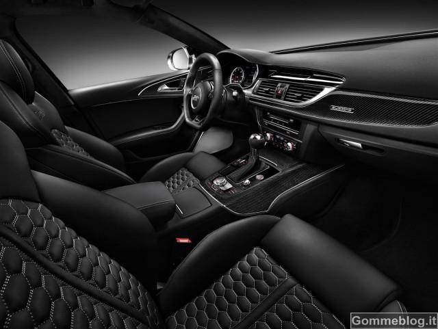 Audi RS 6 Avant: Performance all'avanguardia 3