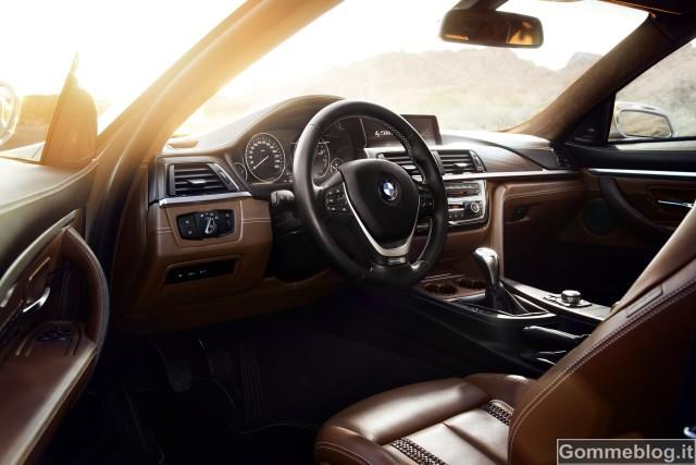 BMW Concept Serie 4 Coupé. Estetica, dinamismo, individualismo 4