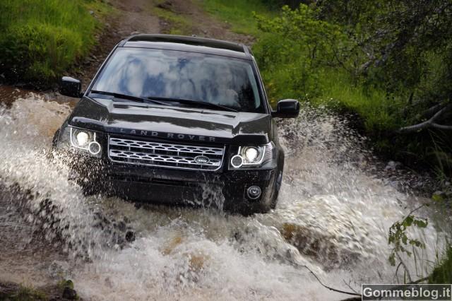 Nuovo Land Rover Freelander 2: Le Caratteristiche – Foto e Video