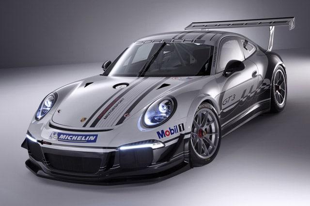 Porsche 911 GT3 Cup: ecco la nuova versione della vettura da corsa più vittoriosa al mondo