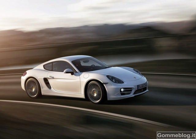 Porsche Cayman: ancora più leggera, agile e veloce