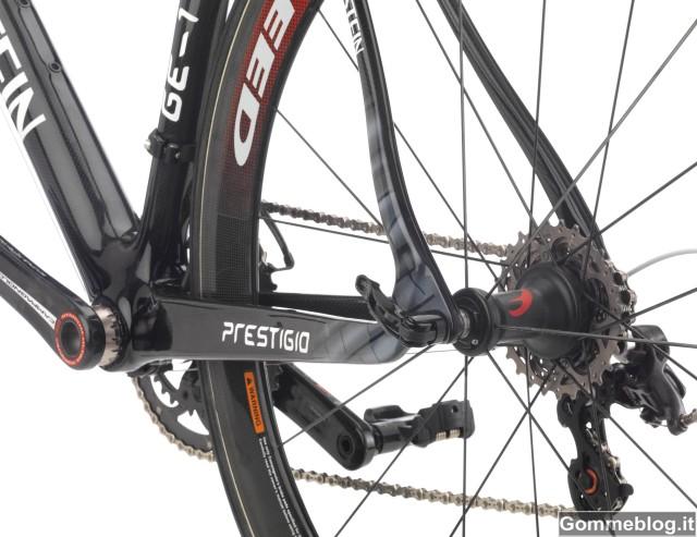 Prestigio GE-1 Evo Vredestein Edition: una bici da corsa davvero speciale