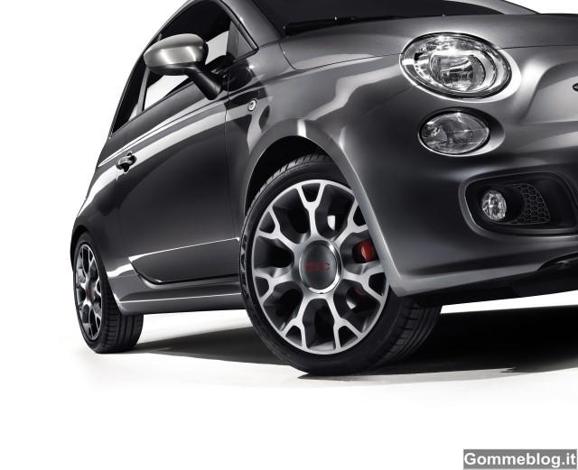"""FIAT 500S: il """"lato ribelle"""" della super-compatta"""