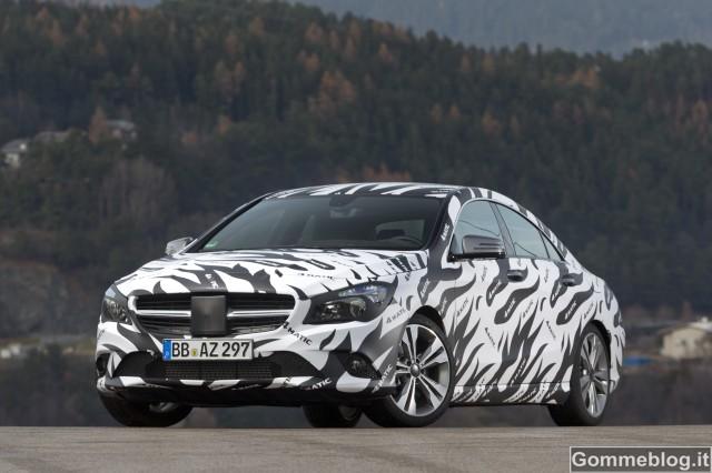 Mercedes 4MATIC: il nuovo sistema di trazione integrale per le compatte