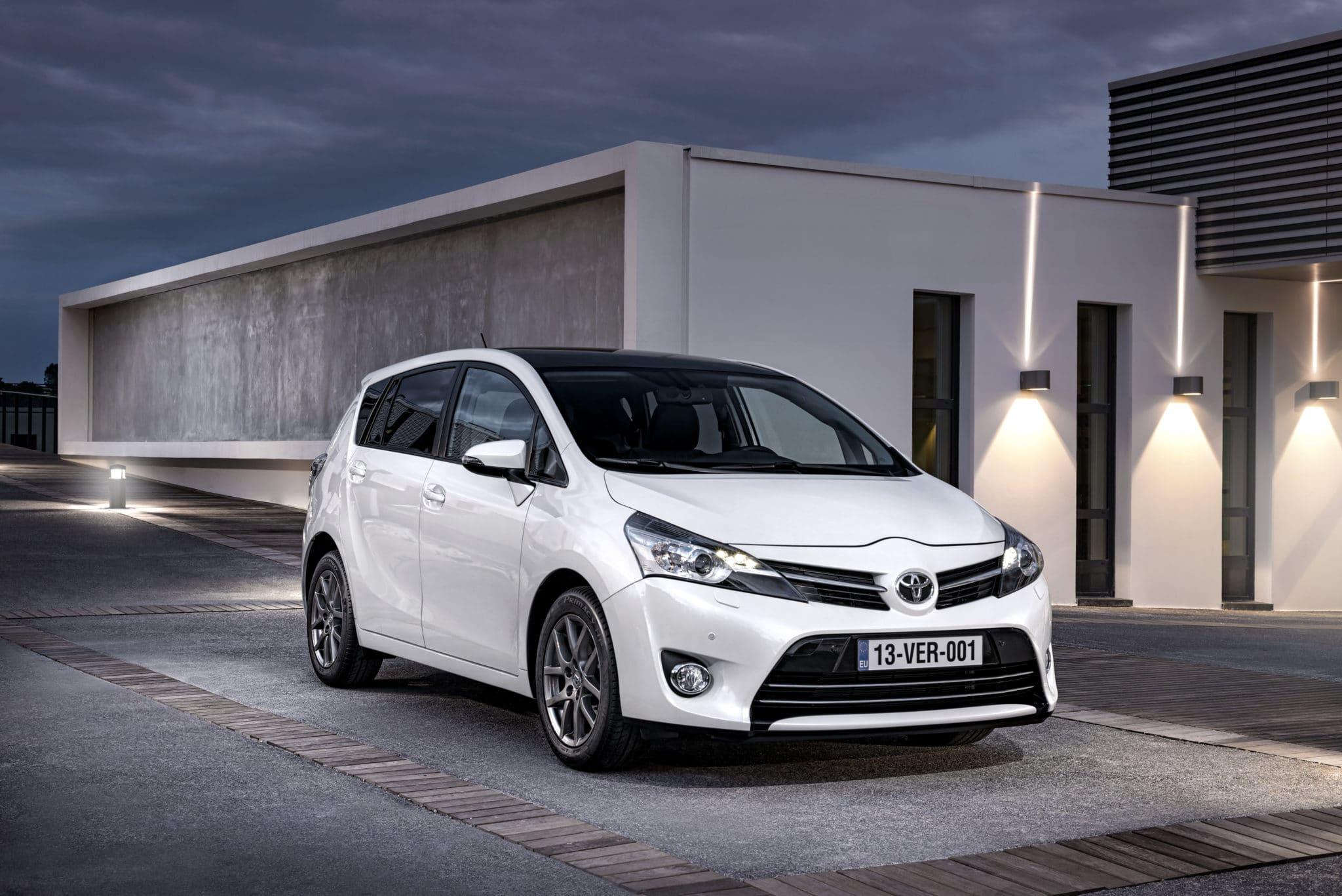 Nuova Toyota Verso: la casa giapponese presenta una versione più capiente e versatile
