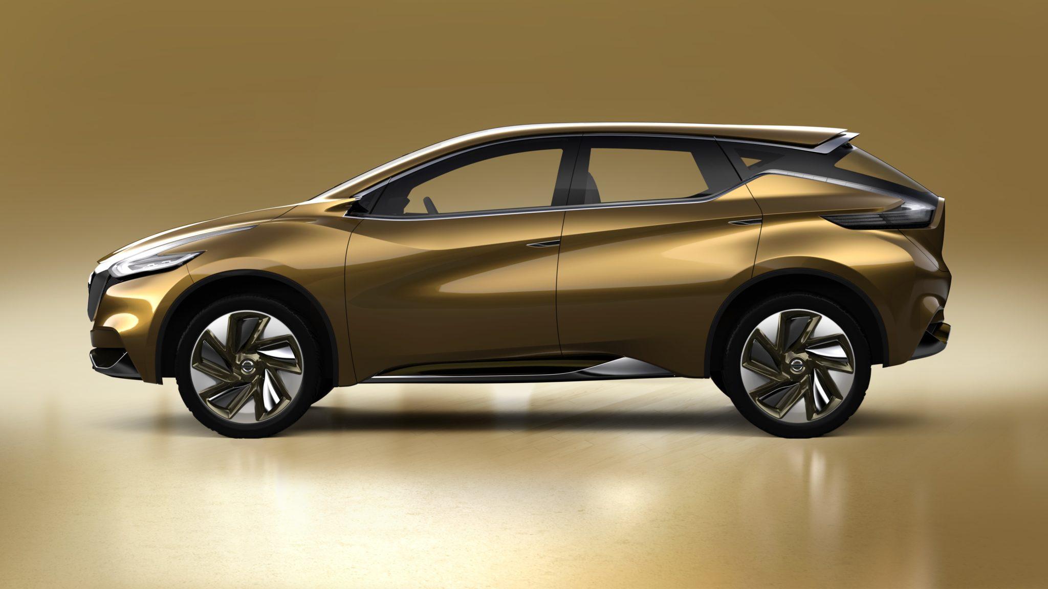 Nissan Resonance: il nuovo crossover della casa giapponese