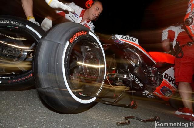 Valentino Rossi, consulente Bridgestone per lo sviluppo di pneumatici