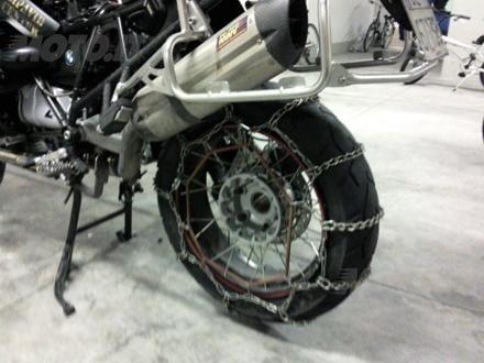 Pneumatici Invernali Moto: NON obbligatori, ma …. attenzione al CDS
