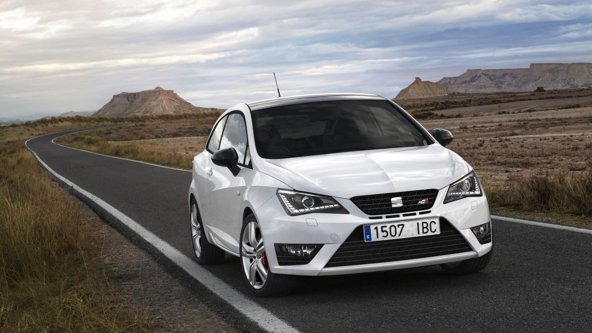 Nuova Ibiza Cupra, tutte le caratteristiche tecniche della nuova Seat 6