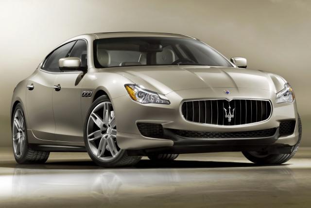 Nuova Maserati Quattroporte 2013: informazioni e specifiche tecniche del lusso ecologico