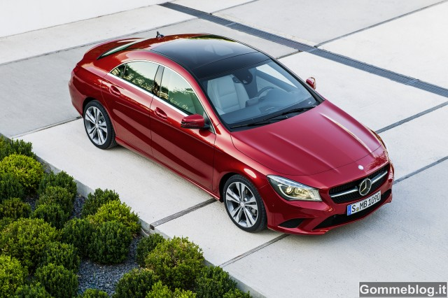 Mercedes-Benz CLA: Impossibile resisterle