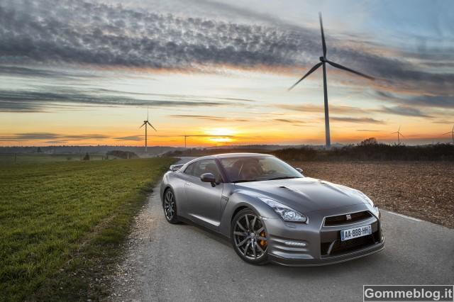 Nissan GT-R 2013: ancora più performante