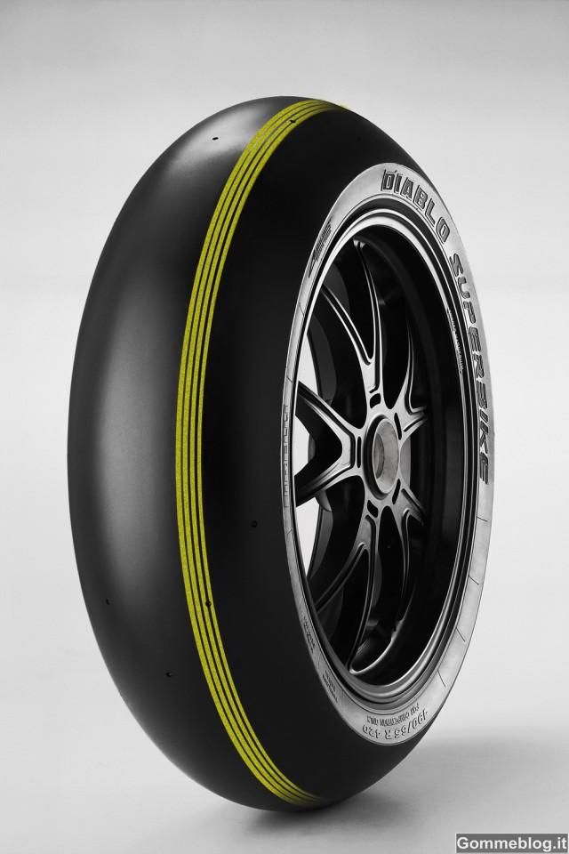 Pirelli: rivoluzione gomme 17″ in Superbike SBK 2013. Tutti i dettagli