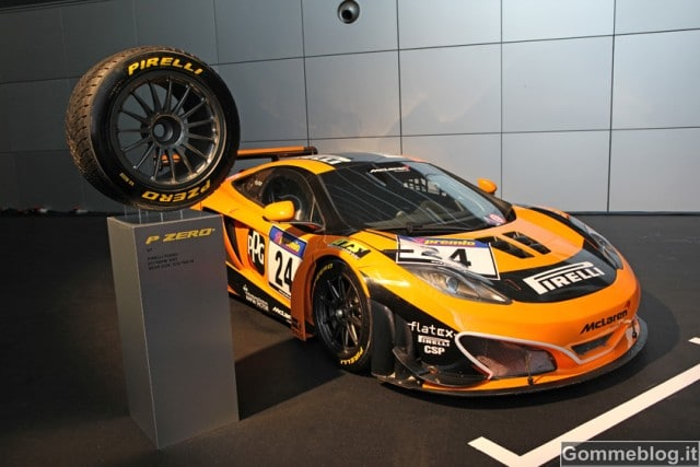 Gommeblog all'evento Pirelli Motorsport 2013: una rivoluzione in Formula1 e Superbike!