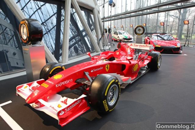 Pirelli: ecco tutte le Novità Gomme del Motorsport 2013