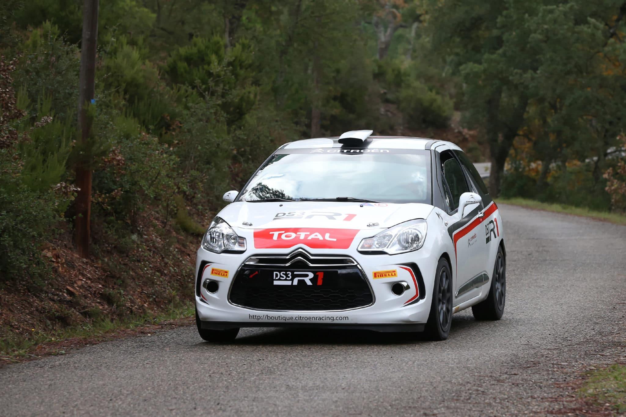 Rally Academy Citroën Ds3: un'occasione da non perdere per i giovani piloti italiani