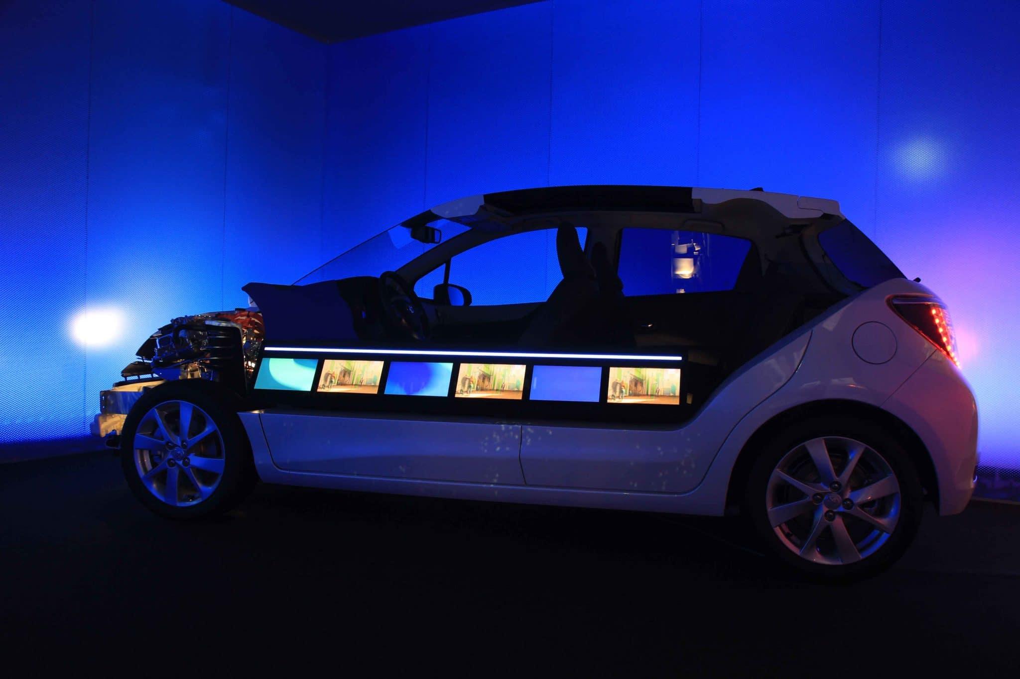 Hybrid Space Toyota: a Roma uno spazio per toccare con mano la tecnologia