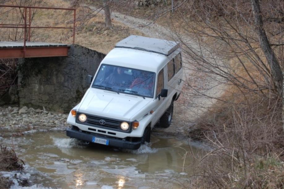 Fuoristrada 4×4: Arriva il Raduno Nazionale Toyota 2013