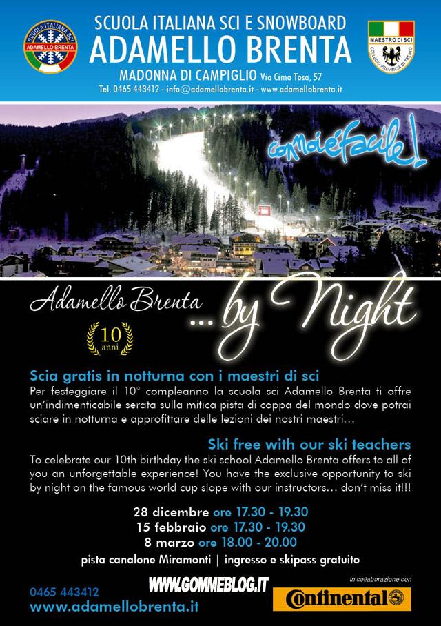 ContiWinterTour: con Continental sulla neve nel week end del 15-17 Febbraio