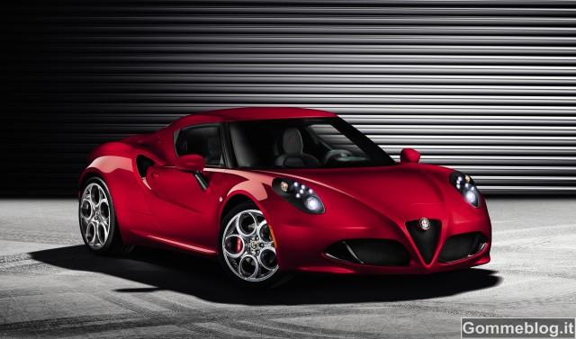 Alfa Romeo 4C: Anteprima mondiale al Salone di Ginevra