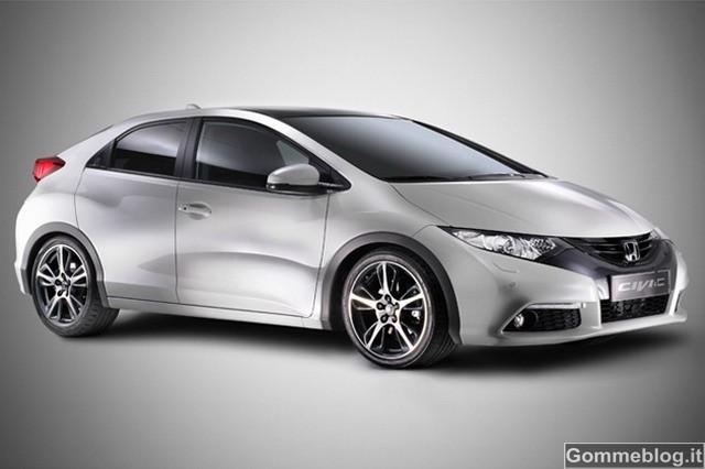 Honda Civic - CR-V - 30