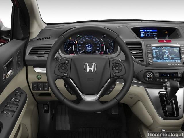 Honda Civic - CR-V - 45